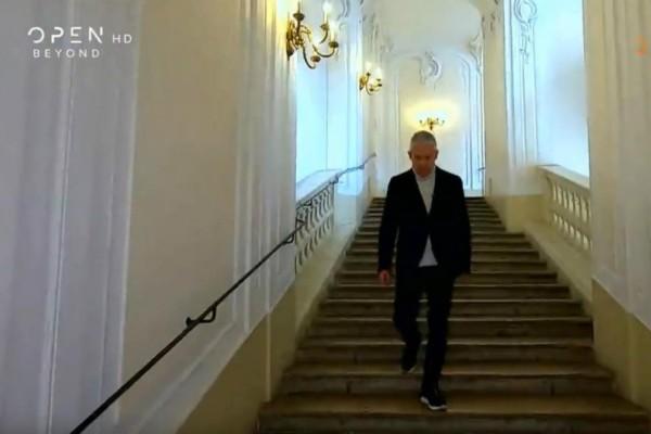 Εικόνες: Ο Τάσος Δούσης μας ταξιδεύει στην ονειρική Βιέννη! Μην χάσετε το νέο επεισόδιο!