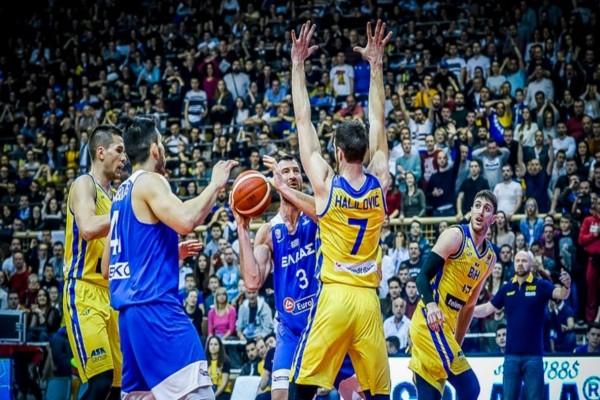 Προκριματικά Ευρωμπάσκετ 2021, Βοσνία-Ελλάδα 65-70: Τεράστια νίκη!