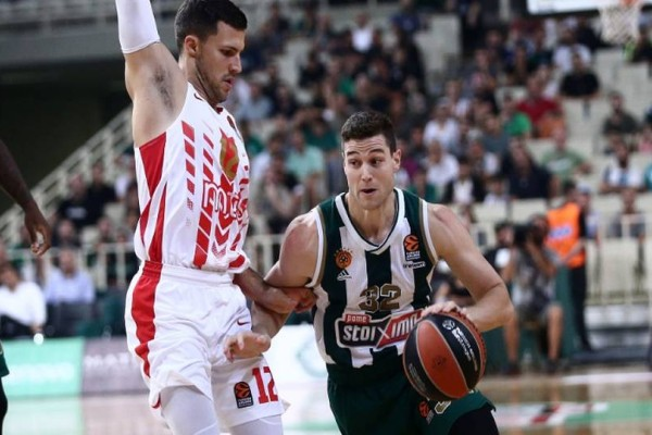 Euroleague: Διπλό 4αδας στο Βελιγράδι αναζητά ο Παναθηναϊκός!