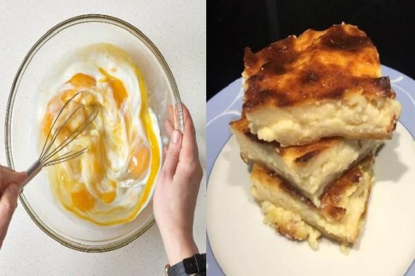 Γαλατόπιτα της γιαγιάς: Παραδοσιακή συνταγή για πεντανόστιμη γαλατόπιτα με πορτοκάλι και κανέλα, σε 10 λεπτά