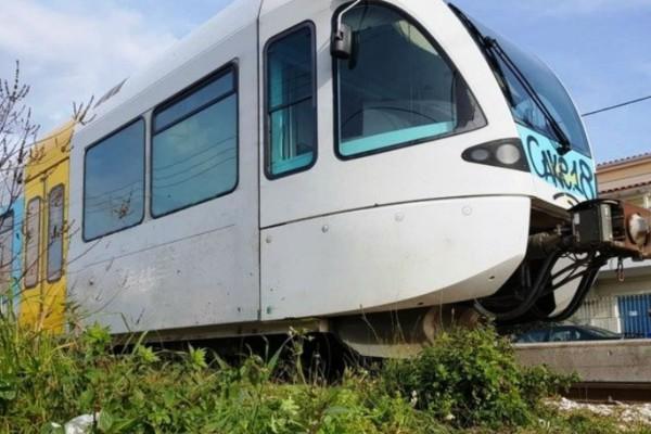 45χρονη γυναίκα παρασύρθηκε από τρένο! Συναγερμός στην Πάτρα!