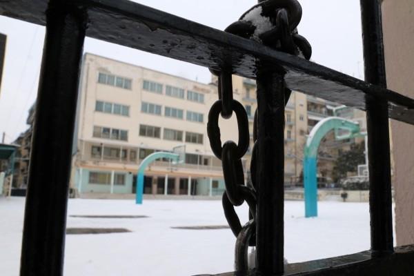 Αυτά τα σχολεία θα παραμείνουν κλειστά την Παρασκευή λόγω της γρίπης και της κακοκαιρίας!
