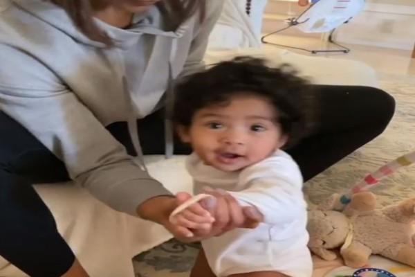 Κόμπι Μπράιαντ: Το βίντεο της γυναίκας του με το 7μηνών μωρό τους που συγκίνησε το διαδίκτυο!