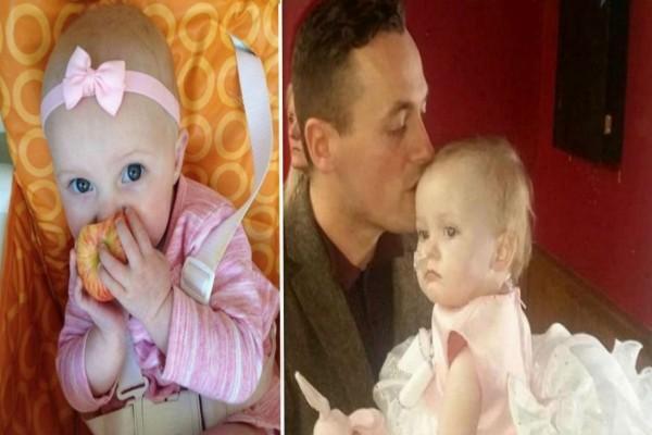 Πατέρας παντρεύτηκε την ενός έτους κόρη του λίγο πριν πεθάνει... Η ιστορία τους θα σας κάνει να δακρύσετε!