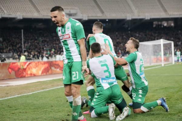 Super League: Σύλλογος μεγάλος ο Παναθηναϊκός, «κατάπιε» τον ΠΑΟΚ!