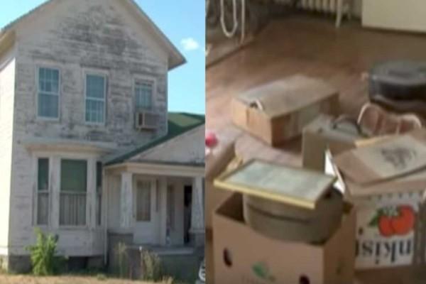 Όταν η 60χρονη θεία του πέθανε άφησε πίσω αυτά τα κουτιά...Δεν φανταζόταν ότι το περιεχόμενο θα του άλλαζε την ζωή!