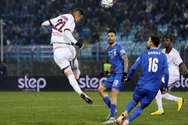 Super League, Λαμία - ΑΕΛ 0-0: Όλα μηδέν!
