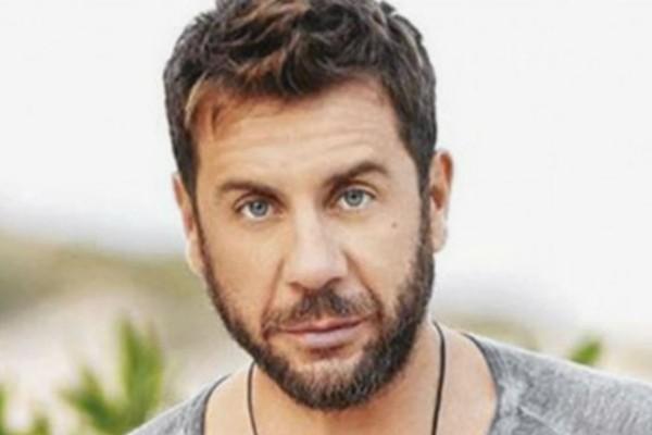 Ατύχημα για τον τραγουδιστή Γιώργο Μαζωνάκη! (photo)