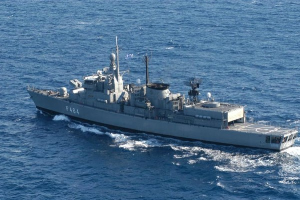 Συναγερμός στην Ανατολική Μεσόγειο! Πλοία από 6 χώρες βρίσκονται σε ένα πολεμικό σκηνικό!