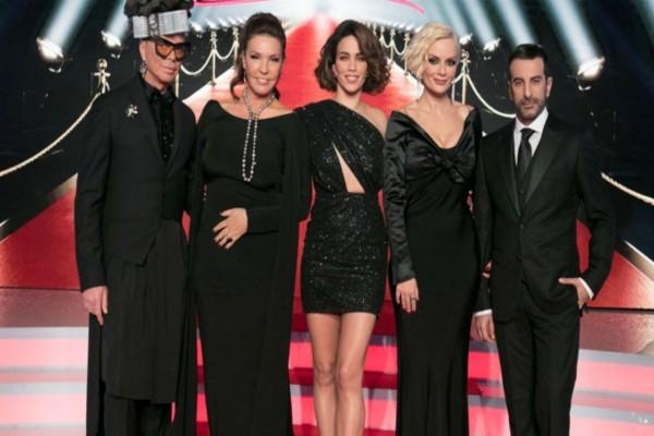 My Style Rocks: Υπέρλαμπρη η Βάνα Μπάρμπα στο αποψινό gala!