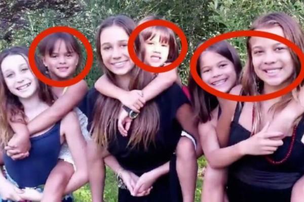 Μοιάζει με όμορφη οικογένεια - Η ιστορία πίσω από τη φωτογραφία θα σας ανατριχιάσει