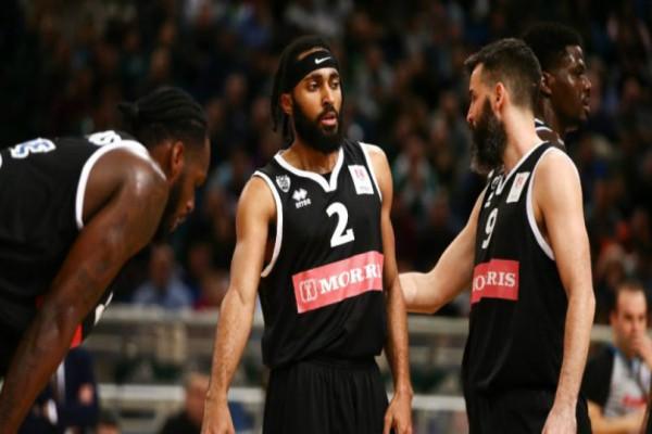 Basketball Champions League: Νίκησε... για την τιμή των όπλων ο ΠΑΟΚ