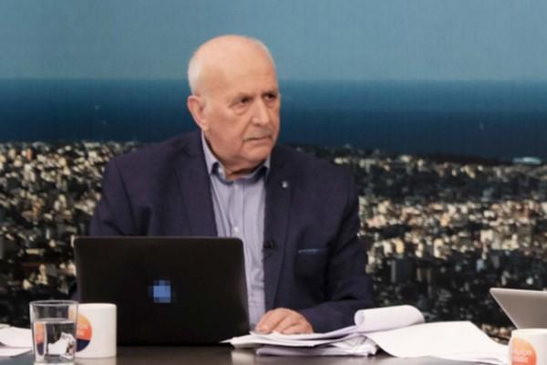 Εκτός εαυτού ο Γιώργος Παπαδάκης -