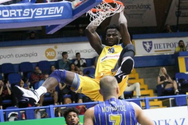 Basket League: Εντυπωσίασε το Λαύριο!