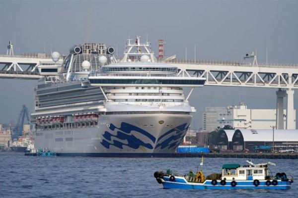 Ιαπωνία: Επιβάτες του Diamond Princess διέφυγαν των ιατρικών ελέγχων για τον κορωναϊό