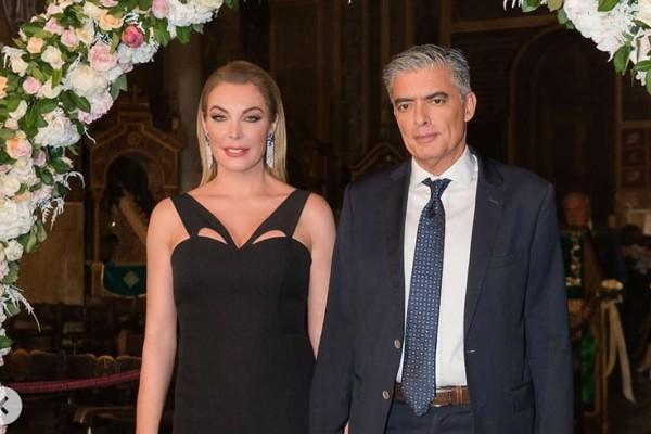 Χαρμόσυνα νέα για τον Νίκο Ευαγγελάτο και την Τατιάνα Στεφανίδου!