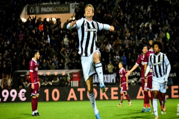 Super League: «Ζεσταίνονται» για τη «μάχη» της Τούμπας Ολυμπιακός και ΠΑΟΚ!