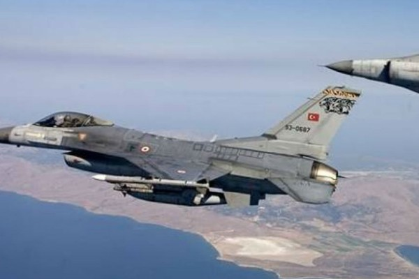 Συναγερμός στο Αιγαίο: Τουρκικά μαχητικά έκαναν 8 υπερπτήσεις πάνω από Οινούσσες και Παναγιά!