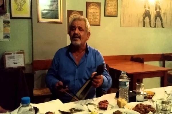 Πέθανε ο Χρήστος Τσενεκίδης!