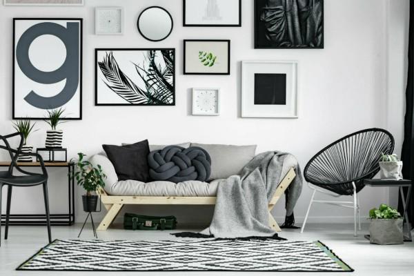 3+1 κορυφαίες ιδέες για να διακοσμήσετε τους τοίχους του σπιτιού σας!