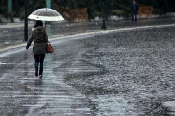 Απότομη αλλαγή σκηνικού στον καιρό! Δείτε πού θα βρέξει!