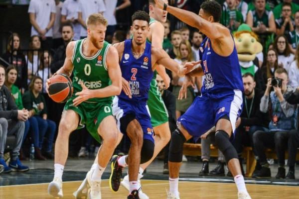 Euroleague: Νέα κατάρρευση για Ολυμπιακό, αγωνία για Σπανούλη-Ρότσεστι!