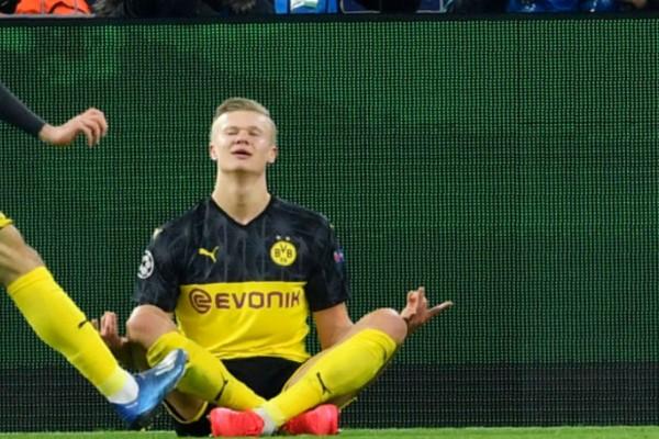 Champions League: Όργια του Χάλαντ, ήττα των πρωταθλητών Ευρώπης! (Video)