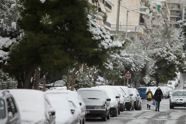 Καιρός σήμερα: Χιόνια και στην Αττική; Αναλυτική πρόγνωση!