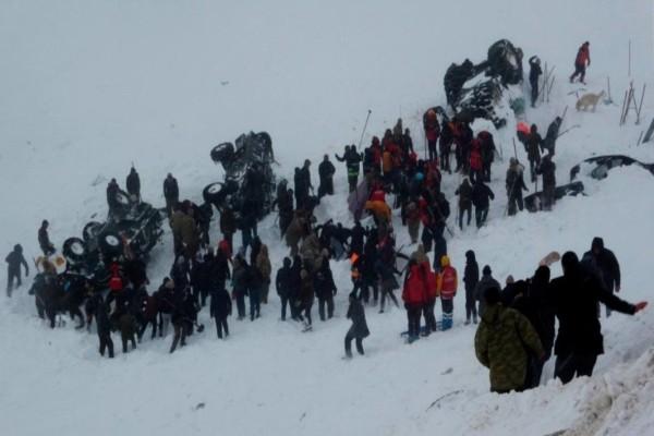 Τουρκία: 41 νεκροί από διπλή χιονοστιβάδα!