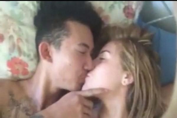 Στην κάμερα φαίνεται ένα ερωτευμένο ζευγάρι. Ωστόσο μόλις μάθετε το λόγο που τραβήχτηκε αυτό το βίντεο θα πάθετε σοκ!