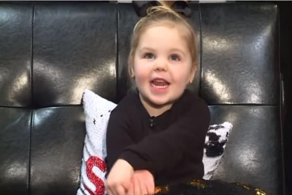 Αυτό το 3χρονο κοριτσάκι χτύπησε ένα συμμαθητή της - Μόλις μάθετε το λόγο θα δακρύσετε από τα γέλια!