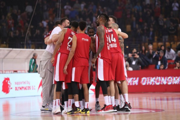 Δεν ταξιδεύει στο Μιλάνο ο Ολυμπιακός - Αναβλήθηκε ο αγώνας με την Αρμάνι