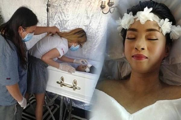20χρονη που πέθανε από αρρώστια ευχήθηκε να «πεθάνει όμορφη», τότε η οικογένεια της έκανε κάτι το εκπληκτικό!