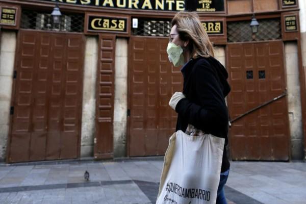 Κορωνοϊός Ισπανία: 70 θάνατοι σε μόλις 24 ώρες!