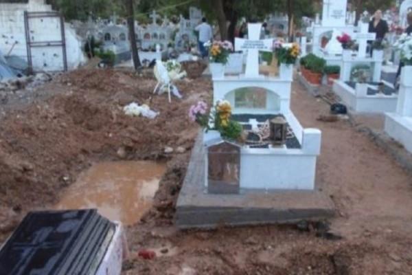Πήγαν να δουν τη νεκρή στον τάφο της κι εκείνη έλειπε- Όταν έμαθαν που πήγε τρελάθηκαν