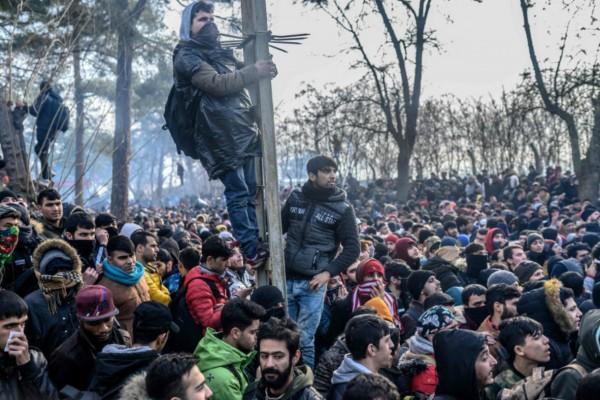 Αδιανόητη μαρτυρία Τούρκου διακινητή: «Τους περνάμε στην Ελλάδα για 15 ευρώ»! (video)