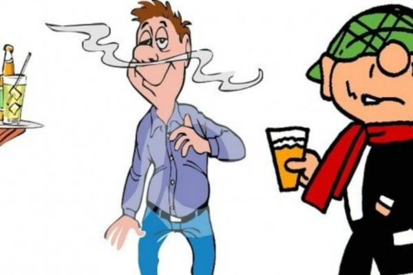 Πάει ένας τύπος σε ένα εστιατόριο και κάθεται απέναντι από έναν μεθυσμένο: Το ανέκδοτο της ημέρας (22/03)