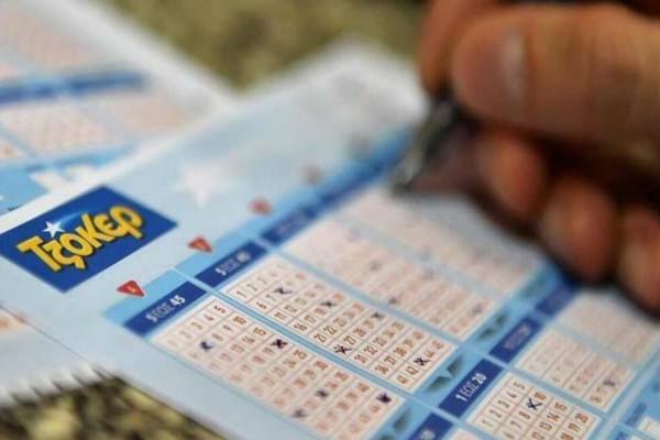 Κλήρωση Τζόκερ: Αυτοί είναι οι τυχεροί αριθμοί για τα 2.5 εκατ. ευρώ