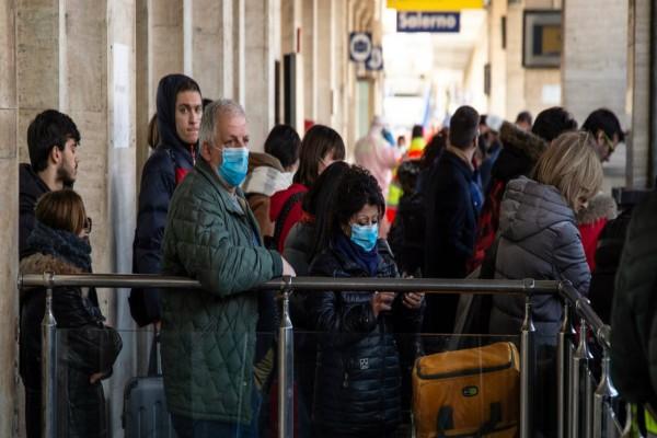 Κορωνοϊός: Πλήγμα και για την Αυστρία με 860 κρούσματα - Έκλεισε τα σύνορα μαζί με Γαλλία και Ελβετία η Γερμανία