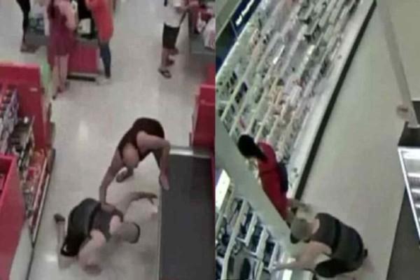 Αισχρό: Πατέρας έσπασε στο ξύλο άνδρα που τράβαγε με την κάμερά του φωτογραφίες κάτω από την φούστα της 15χρονης κόρης του