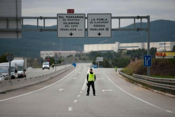 Ισπανία: Το επίσημο διάταγμα της χώρας λόγω κορωνοϊού!