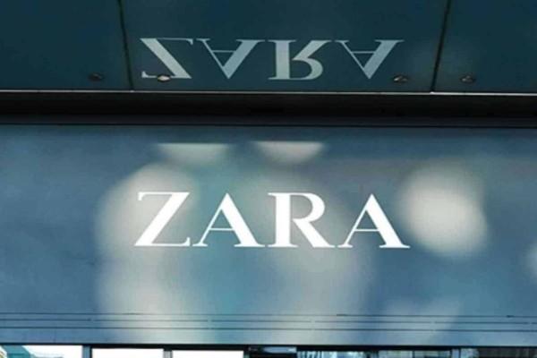 ZARA: Το κλασσικό μαύρο παντελόνι για να κάνεις το πιο σικ ανδρόγυνο look στο γραφείο!