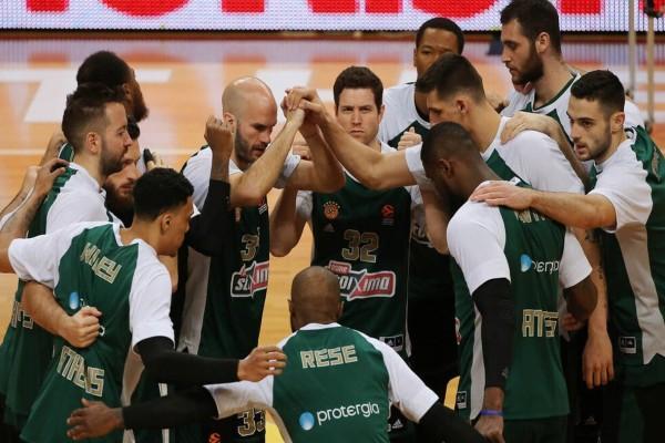 Euroleague: Δεν ταξιδεύει για Τουρκία ο Παναθηναϊκός λόγω... κορωνοϊού