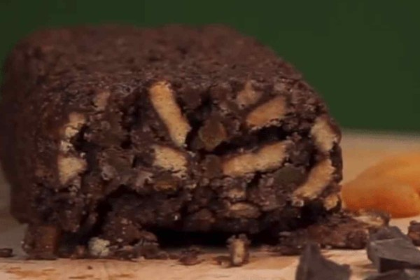 Σοκολατένιο κέικ ψυγείου χωρίς ζάχαρη!