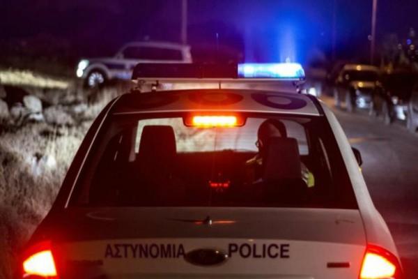 Θρίλερ στη Θεσσαλονίκη: Μπήκαν σε πρατήριο υγρών καυσίμων και πήραν την ταμειακή μηχανή! (video)