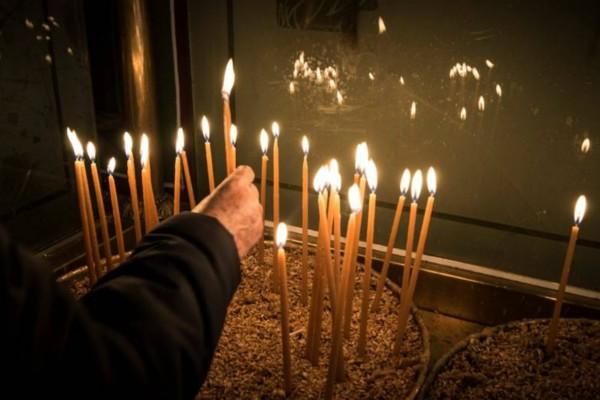 Τραγωδία στη Λαμία: 70χρονος Πέθανε μέσα στην εκκλησία στη διάρκεια των Χαιρετισμών!