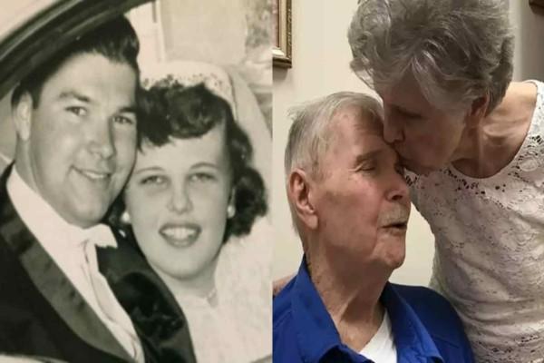 Αγάπη για πάντα: Αυτή η γιαγιά έζησε μαζί με τον άντρα της 65 χρόνια και έφυγαν από τη ζωή την ίδια μέρα κρατώντας ο ένας το χέρι του άλλου