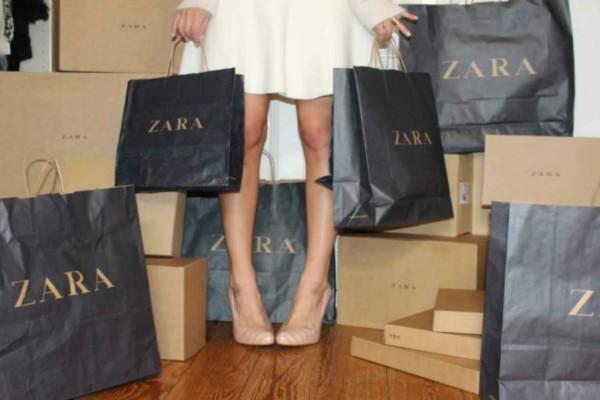 Online αγορές από τα ZARA - Ψηλόμεσο τζιν μόνο με 25,95 ευρώ
