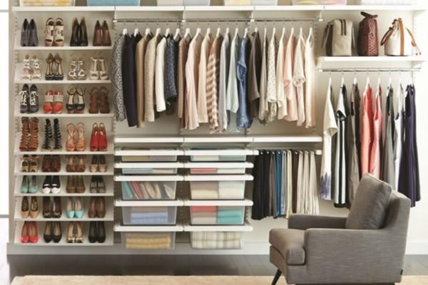 4+1 βασικά tips για να οργανώσετε την ντουλάπα σας!