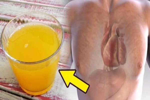 Δείτε το απίστευτο που συμβαίνει στο σώμα μας αν πίνουμε κάθε πρωί ζεστό νερό με κουρκουμά